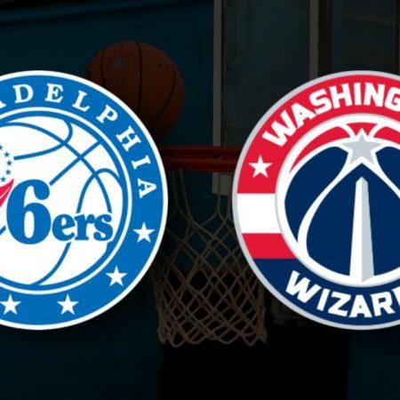 Apostas Philadelphia 76ers x Washington Wizards Jogo 5 Playoffs NBA 02/06/21