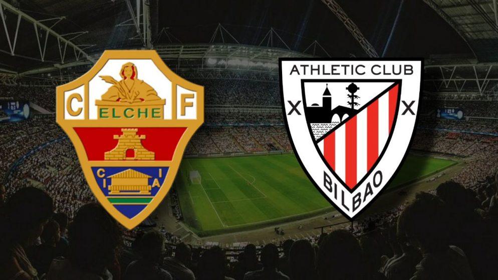 Apostas Elche x Athletic Bilbao La Liga 22/05/21