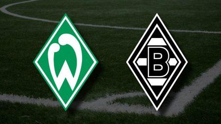 Apostas Werder Bremen x Borussia Mönchengladbach Bundesliga 22/05/21