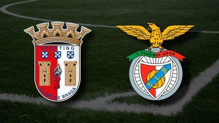 Apostas Braga x Benfica Final Taça de Portugal 23/05/21