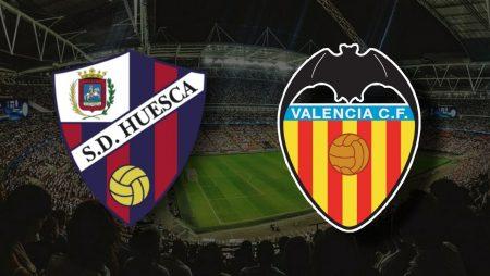 Apostas Huesca x Valencia La Liga 22/05/21