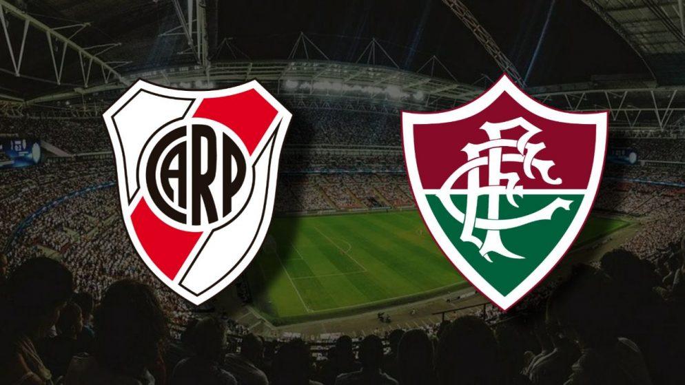 Apostas River Plate x Fluminense Libertadores 25/05/21