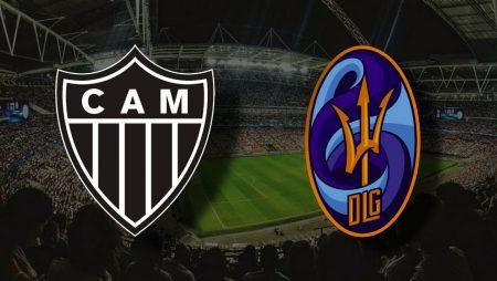 Apostas Atlético Mineiro x Deportivo La Guaira Libertadores 25/05/21