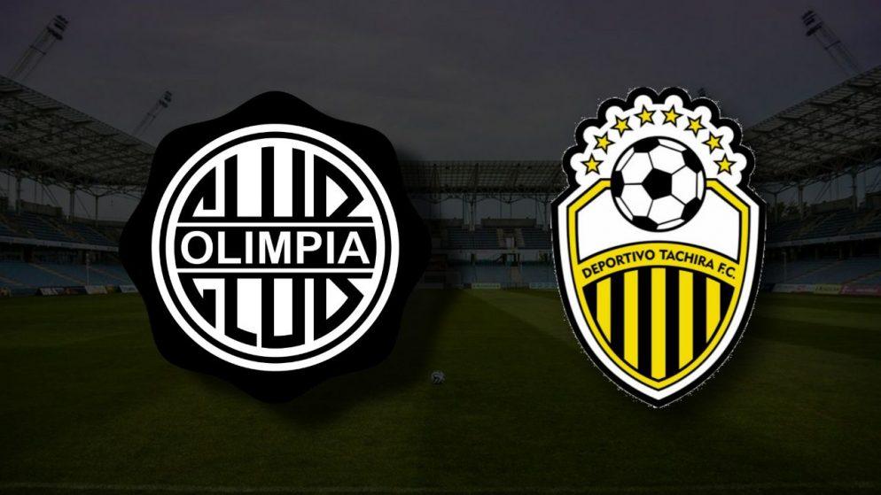 Apostas Olimpia x Deportivo Táchira Libertadores 26/05/21