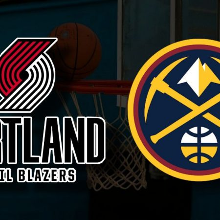 Apostas Portland Trail Blazers x Denver Nuggets Jogo 4 Playoffs NBA 29/05/21