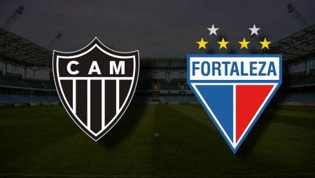 Apostas Atlético Mineiro x Fortaleza Brasileirão 30/05/21