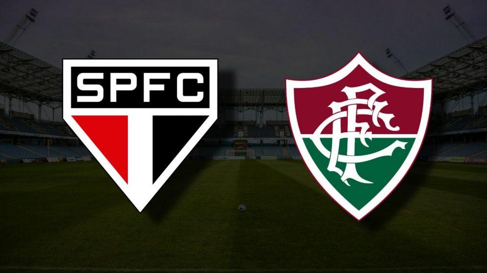Apostas São Paulo x Fluminense Brasileirão 29/05/21