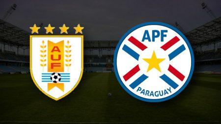 Apostas Uruguai x Paraguai Eliminatórias 03/06/21