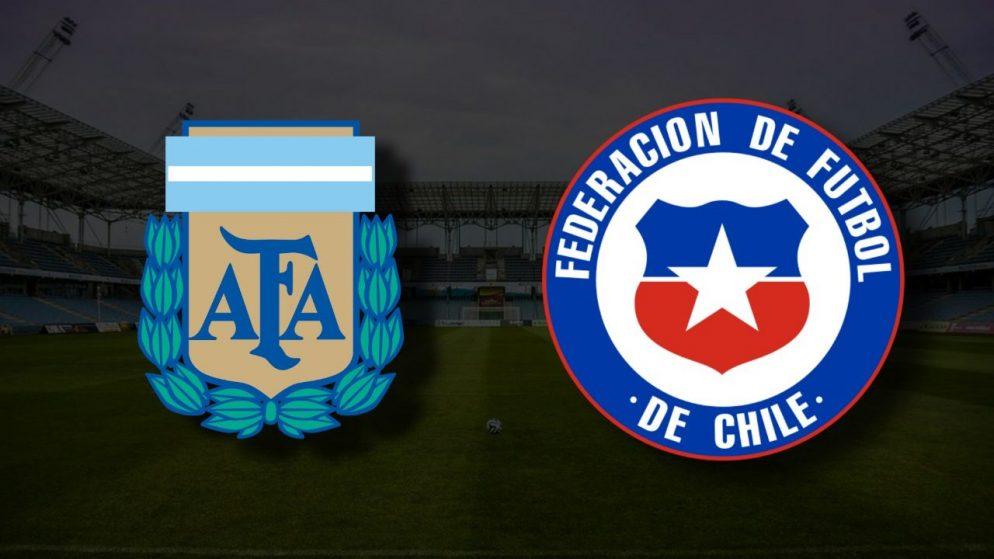 Apostas Argentina x Chile Eliminatórias 03/06/21