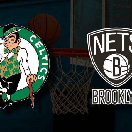 Apostas Boston Celtics x Brooklyn Nets Jogo 4 Playoffs NBA 30/05/21