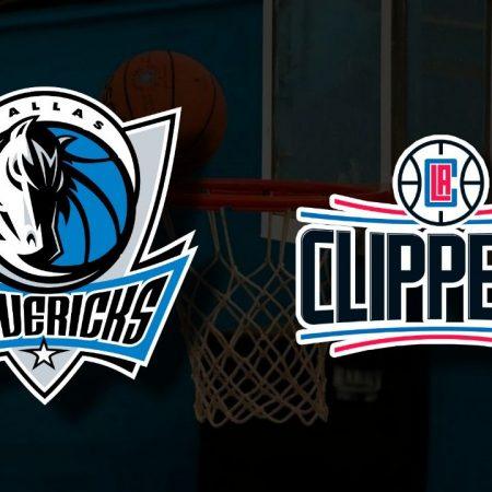 Apostas Dallas Mavericks x Los Angeles Clippers Jogo 6 04/06/21