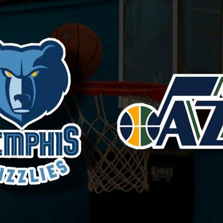 Apostas Memphis Grizzlies x Utah Jazz Jogo 4 Playoffs NBA 31/05/21