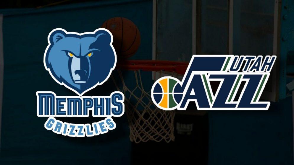 Apostas Memphis Grizzlies x Utah Jazz Jogo 3 Playoffs NBA 29/05/21