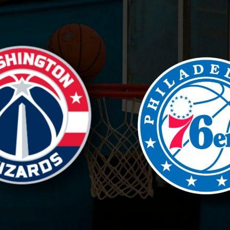 Apostas Washington Wizards x Philadelphia 76ers Jogo 4 Playoffs NBA 31/05/21