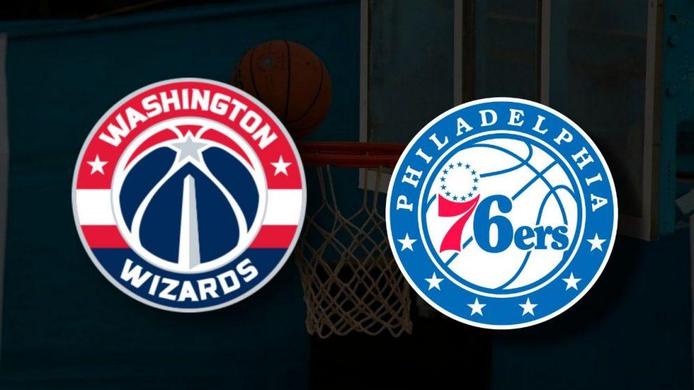 Apostas Washington Wizards x Philadelphia 76ers Jogo 3 Playoffs NBA 29/05/21