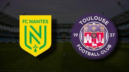 Apostas Nantes x Toulouse Repescagem Ligue 1 30/05/21