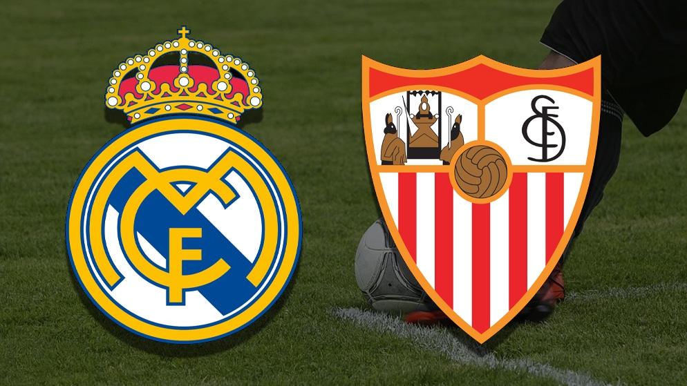 Apostas Real Madrid x Sevilla La Liga 09/05/21