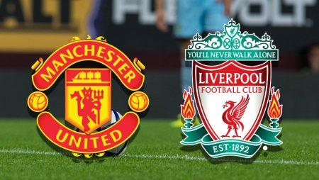 Apostas Manchester United x Liverpool Premier League 13/05/21