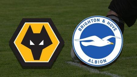 Apostas Wolverhampton x Brighton Premier League 09/05/21