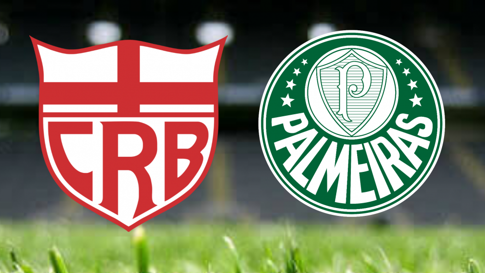Apostas CRB x Palmeiras Copa do Brasil 03/06/21
