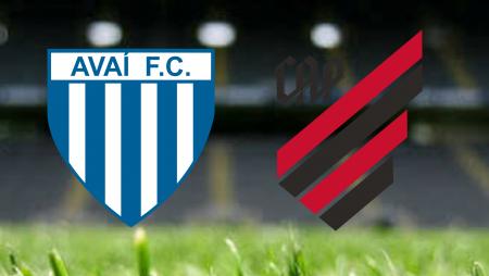 Apostas Avaí x Athletico Paranaense Copa do Brasil 03/06/21