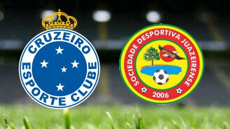 Apostas Cruzeiro x Juazeirense Copa do Brasil 03/06/21