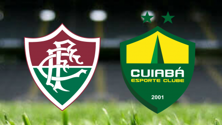 Apostas Fluminense x Cuiabá Brasileirão 06/06/21