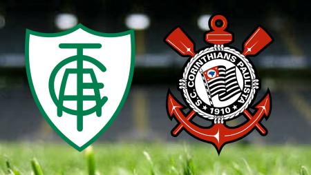 Apostas América Mineiro x Corinthians Brasileirão 06/06/21