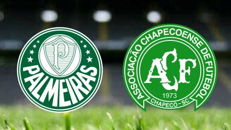 Apostas Palmeiras x Chapecoense Brasileirão 06/06/21