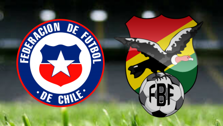 Apostas Chile x Bolívia Eliminatórias 08/06/21
