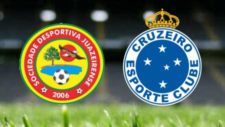 Apostas Juazeirense x Cruzeiro Copa do Brasil 09/06/21