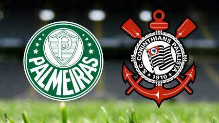 Apostas Palmeiras x Corinthians Brasileirão 12/06/21