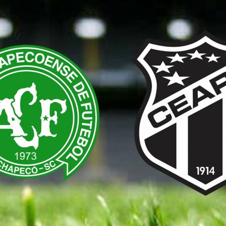 Apostas Chapecoense x Ceará Brasileirão 13/06/21