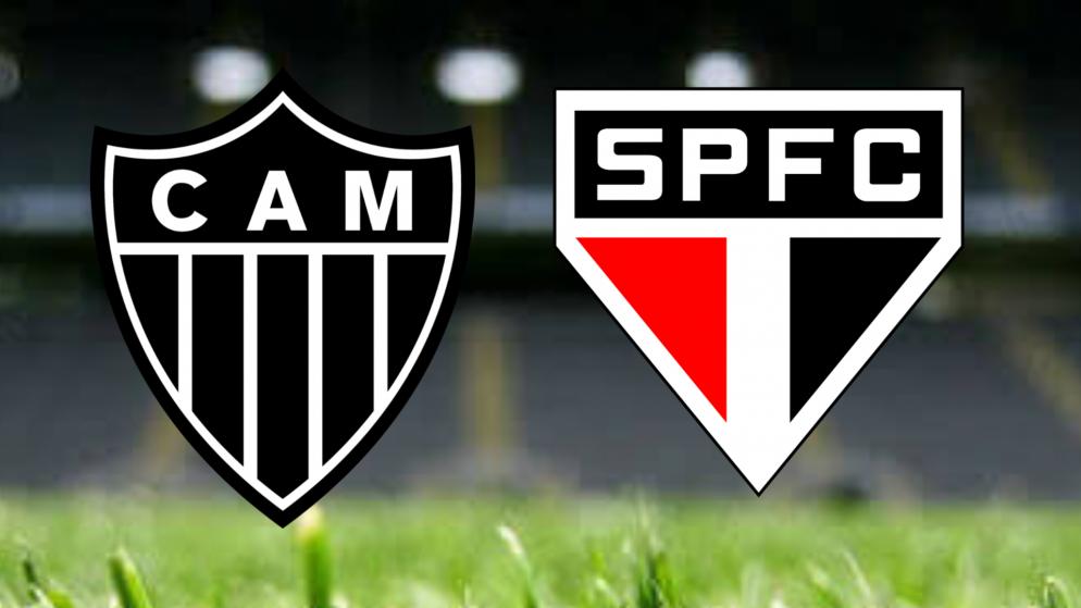 Apostas Atlético Mineiro x São Paulo Brasileirão 13/06/21