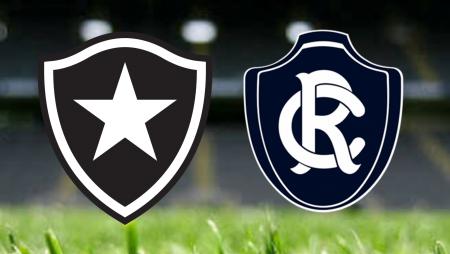 Apostas Botafogo x Remo Brasileirão Série B 13/06/2021