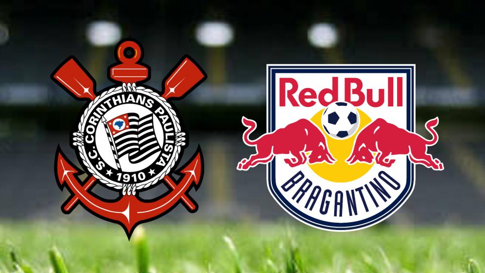 Apostas Corinthians x Red Bull Bragantino Brasileirão 16/06/21