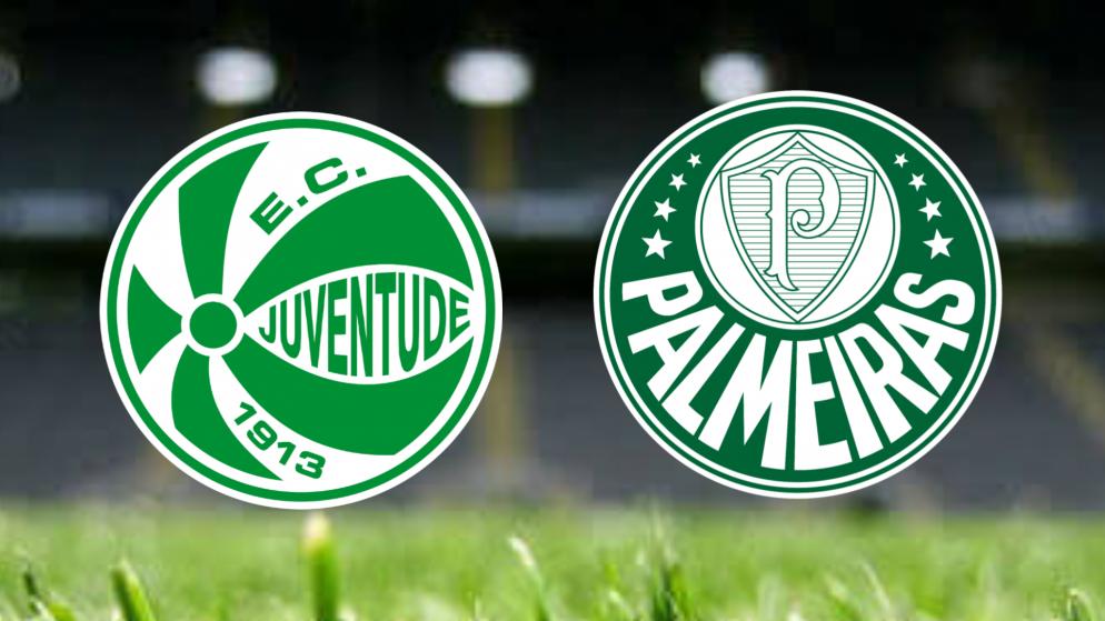 Apostas Juventude x Palmeiras Brasileirão 16/06/21