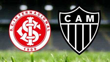 Apostas Internacional x Atlético Mineiro Brasileirão 16/06/21