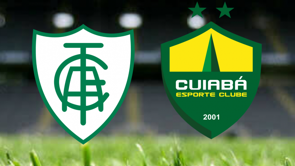 Apostas América Mineiro x Cuiabá Brasileirão 17/06/21