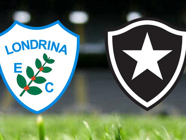 Apostas Londrina x Botafogo Brasileirão Série B 17/06/2021
