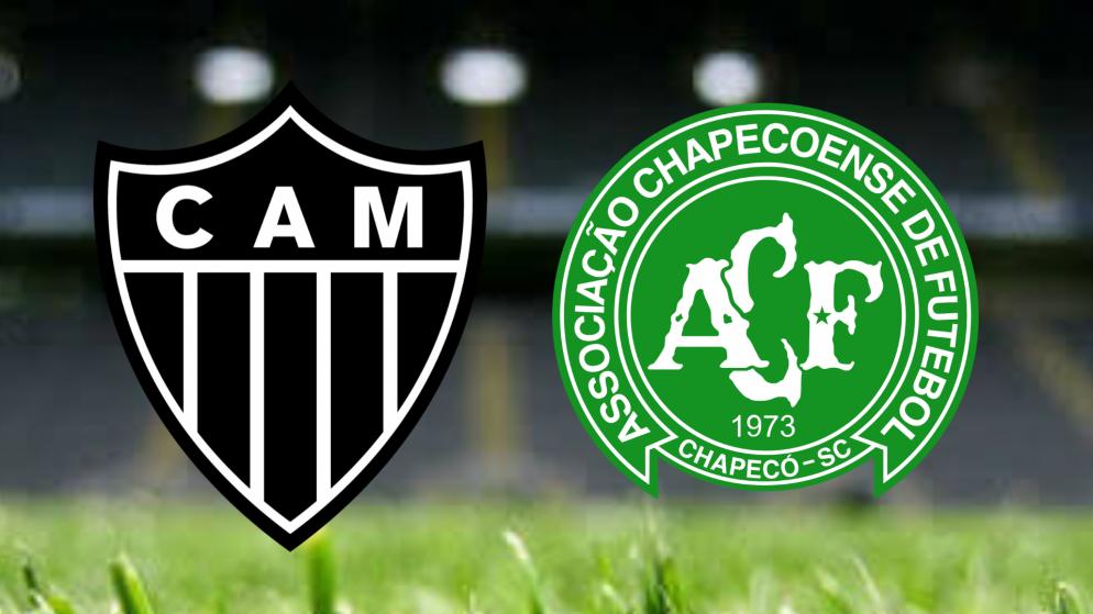 Apostas Atlético Mineiro x Chapecoense Brasileirão 21/06/21