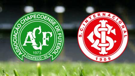 Apostas Chapecoense x Internacional Brasileirão 24/06/21