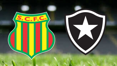 Apostas Sampaio Corrêa x Botafogo Brasileirão Série B 26/06/2021