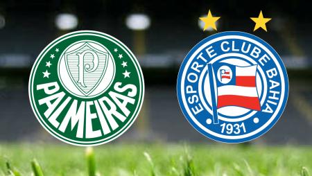 Apostas Palmeiras x Bahia Brasileirão 27/06/21