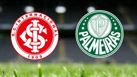 Apostas Internacional x Palmeiras Brasileirão 30/06/21