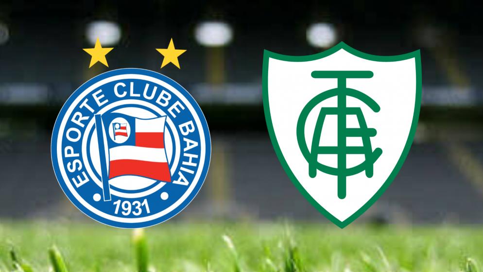 Apostas Bahia x América Mineiro Brasileirão 30/06/21