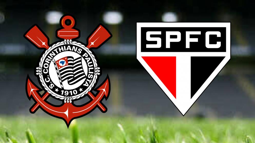 Apostas Corinthians x São Paulo Brasileirão 30/06/21