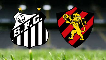 Apostas Santos x Sport Brasileirão 30/06/21