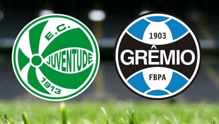 Apostas Juventude x Grêmio Brasileirão 30/06/21
