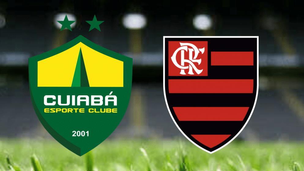 Apostas Cuiabá x Flamengo Brasileirão 01/07/21